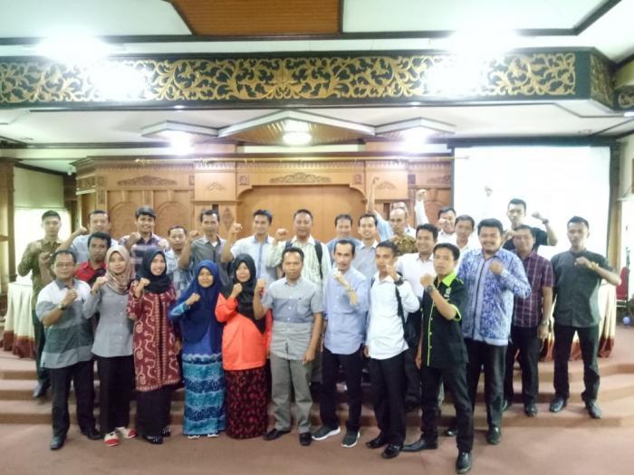 MIN 3 Sarolangun Ikuti Kegiatan Aktivasi dan Pengelolaan Website Madrasah di Lingkungan Kantor Wilayah Kementerian Agama Provinsi Jambi